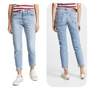 Levi's Icon Wedgie Jeans